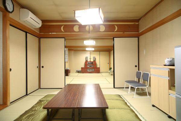 ■ 親族控室